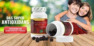 Astaxanthin 12 mg, 70 Softgel Kapseln zum Sonderpreis, Neue Version, starker natürlicher Antioxidant, Hohe Bioverfügbarkeit, Vit4ever - 6