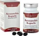 Astaxanthin Kapseln - 2 Monatsvorrat - Ohne Magnesiumstearat - 1