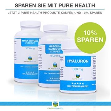 Astaxanthin Kapseln • Starkes Antioxidans • Schnellere Erholung • 100% Natürlich • 200 Softgels = mehr als 6 Monatsvorrat • Bekannt aus dem TV! • Hergestellt in Deutschland - 3