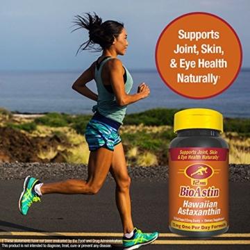 Nutrex, BioAstin, Hawaiian Astaxanthin, 12 mg, 50 Gel Caps - 3